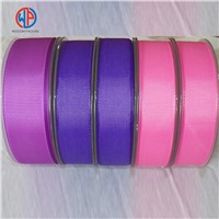 100% Polyester Colorful Grosgrain Ribbon