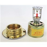Standard Coverage Pendent Concealed Fire Sprinkler Heads Prices, Fire Fighting Sprinkler