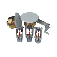 Zstdy Concealed Fire Sprinkler, Types of Fire Sprinkler Heads