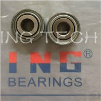 204PY3 Bearings 16.027X45.225X18.67mm ING Agricultural Bearings