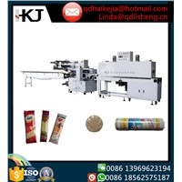 Automatic Heat Shrinking Machine for Instant Noodle, Biscuits, Ice Cream