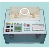 Transformer Oil BDV Strength Tester