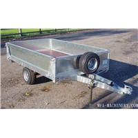 Farm Galvanize Trailer for Farm Machinery