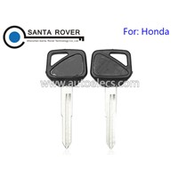 Good Use Honda Motorcycle Key Shell Case CB400 VTEC CBR600 1000 VTR1000 Twin Groove