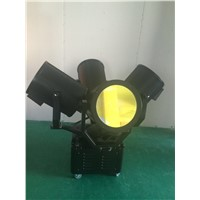 Rasha Stage Light Sky Search Light for Outdoor 4 Heads 4KW Sky Search Light