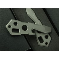 Titanium CNC Machined Parts for Industry Use