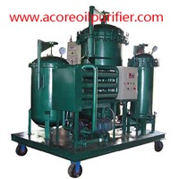 Waste Lubricating Oil Purification Treatment Plant