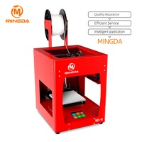 MINGDA MD-16 Metal Frame Professional 3d Printer Machine Strong Staiblity 3d Printer Manufacture