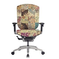 GTCHAIR LAYA Comfortable Unique Fabric Chair