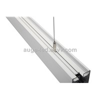 20W 30W LED Linkable Linear Light, 0.6m Seamless Connection Linear Light, High Light Efficiency 120lm/w Trunking System