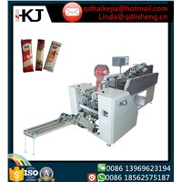 Automatic Spaghetti & Long Pasta Double Bundling Packaging Machine