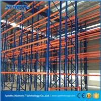 Steel Metal Pallet Rack for Warehouse Factory