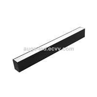 0.6m 1.2m 1.5m 2.4m LED Linear Light, 2ft-8ft LED Profile 20W-80W, Dimmable Linear Light for Office IP20 Pendant Light