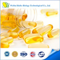 Vitamin E Capsule for Nutritional Supplement