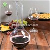 Lead Free Crystal Material Glass Wine Decanter for Sale Glass Wine Bottle