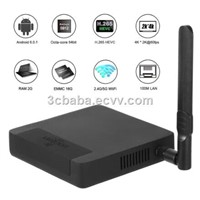 Octa Core Amlogic S912 Smart TV Box 2GB+16GB Android6.0 Set Top Box