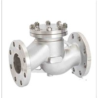 DIN Flange Type Lift Check Valve