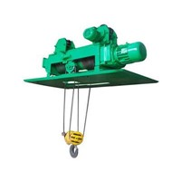 Excellent Working Performance Metallurgical Electric Hoist