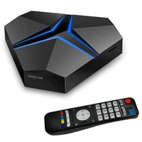 Highest Rated 2gb RAM 4k Super Metal Shell TV Box Media Player 3GB DDR4 32GB EMMC Android Smart Box TV with Best WiFi