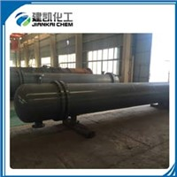 High Pressure 08Cr2A1Mo Tube Liquid to Liquid Shell Tube Heat Exchangers for Sale