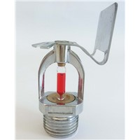 UL Approval 68 Celsius Degree Qr Sidewall Fire Sprinkler, Fire Glass Bulb Sprinkler