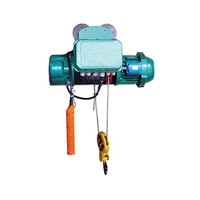 Single Speed Electric Wire Rope Hoist