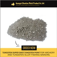 Tungsten Super 18 Shot (TSS) #9, #8.5