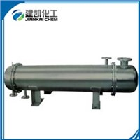 U-Shaped Stainless Steel Liquid Tubular Heat Exchangers with Superior Quality