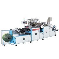 Automatic Roll To Roll Screen & Hot Stamping Machine