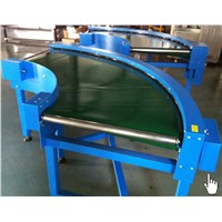 Roller Curve Belt Conveyor System