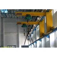0.5-16t Wall-Travelling Jib Crane for Sale