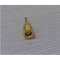 Straight MCX RF Coaxial Connector for Cable