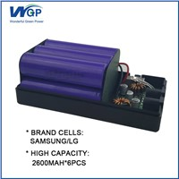 12v 1a Lithium Battery Pack UPS Power 12v Online UPS for CCTV System
