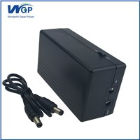 Portable Economic Battery Power Supply Back Up DC 9V Mini UPS for Attendance Fingerprint Machine