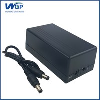DC 12V 6600mAh Rechargeable Li Ion Battery UPS 12volt Emergency Backup Power Supply for CCTV Camera System