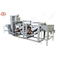 Commercial Sunflower Seeds Hulling Machine Manufacturer