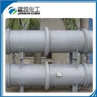 Corrugated Tube Heat Exchanger/Condenser