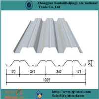 High Quality Best Price Corrugated Steel Decking Floor Plate