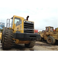 KOMATSU WA600 WA500 WA470-3 WA450 LOADER CATERPILLAR 980G 988H WHEEL LOADER