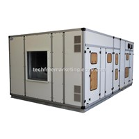Modular Air Handling Unit with DDC Control System High Efficiency
