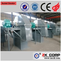 NE Type Small Chain Bucket Elevator In Cement Industry