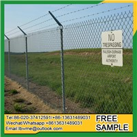 Nagpur Barb Wire Fencing Galvanized