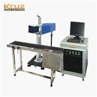 Online Flying Laser Marking Machine