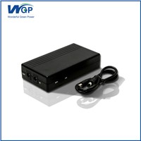 DC Mini Battery Backup 12v UPS DVR Power Supply