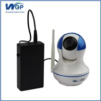 5V 2A DC Mini UPS Power System Rechargeable Built-In Li-Ion Battery UPS for IP Camera Mobile DVR