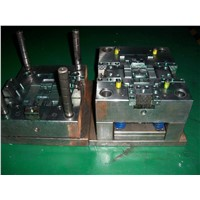Plastic Injection Mold for Electronic Enclosures, Housing, Covers & Accessories
