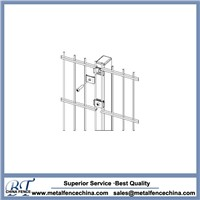 Anti-Climb Fence 358 Anti Climb Security Fence Price