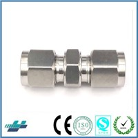 Swagelok Standard Stainless Steel Straight Metric Thread Bite Type Tube Fittings