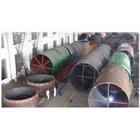 Provide Shell for Rotary Kiln of Cement/Fertilizer Plant