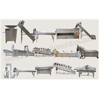 Potato Chips Plant for Sale/Automatic Potato Chips Production Line